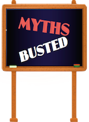 Myths Busted Do We Believe?